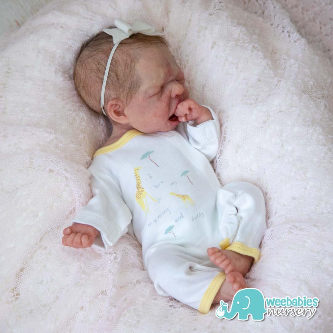 Baby Ava Weebabies Nursery